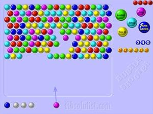 игра стрелок шарики играть онлайн