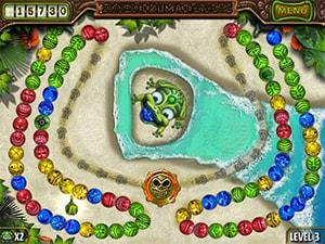 игры онлайн шарики зума